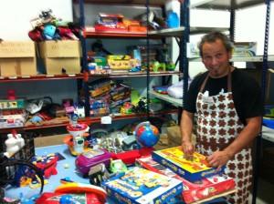 taller juguetes Solidaris