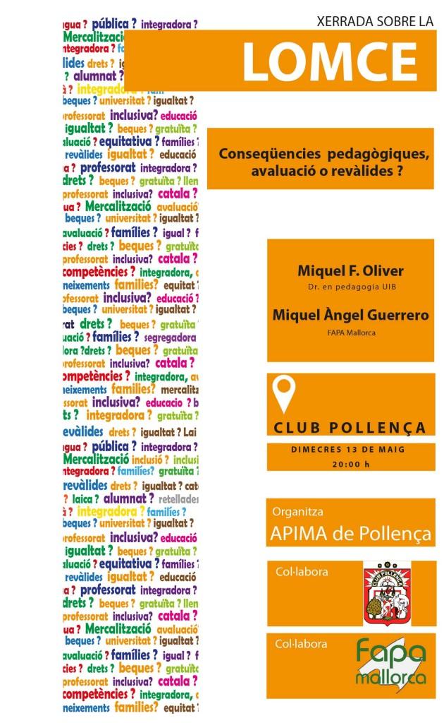 LOMCE_pollença_xarxes