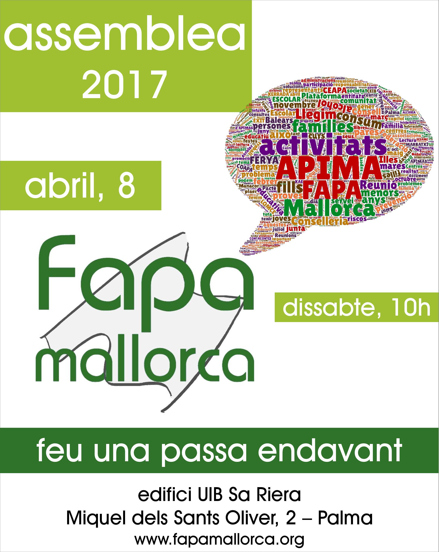 Assemblea FAPA Mallorca