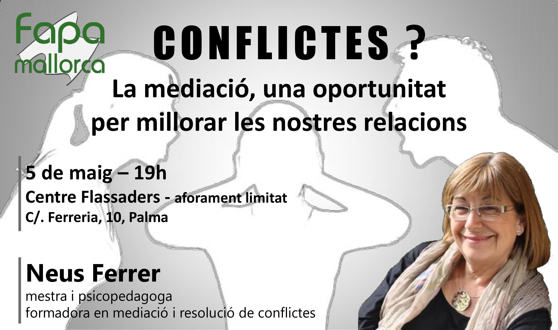 Neus Ferrer Conferència